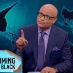 Jon Stewart, Larry Wilmore Clown 'A**hole' Pool Party Cop AND His Barrel Roll (Watch)