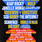 ONE Musicfest Announces 2015 Lineup Announcement – Ms. Lauryn Hill, The Roots, Janelle Monae, A$AP Rocky and More