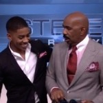 Steve Harvey Surprised by Son on Father's Day Episode (Watch)