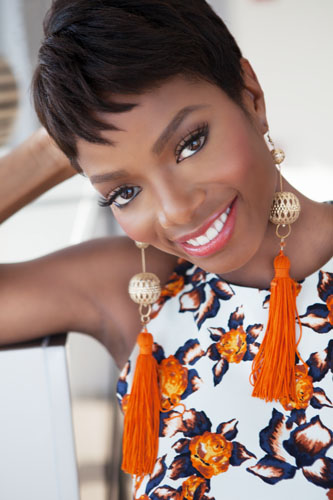 Fashion and beauty expert Tai Beauchamp host the new TLC reality show 'Dare to Wear.'