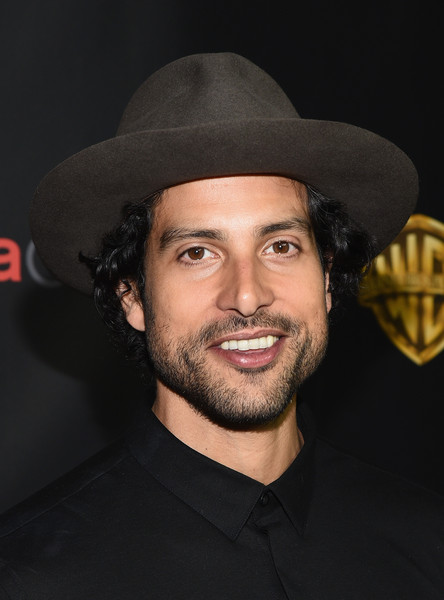 "Actor Adam Rodriguez attends Warner Bros. Pictures' ""The Big Picture"" at The Colosseum at Caesars Palace on April 21, 2015 in Las Vegas, Nevada"