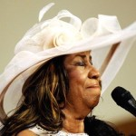Aretha Franklin Sings at Memorial for Late Father and Brother