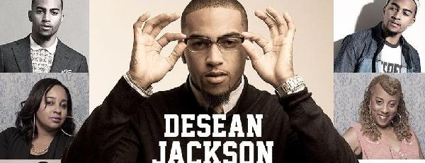 desean jackson - home team