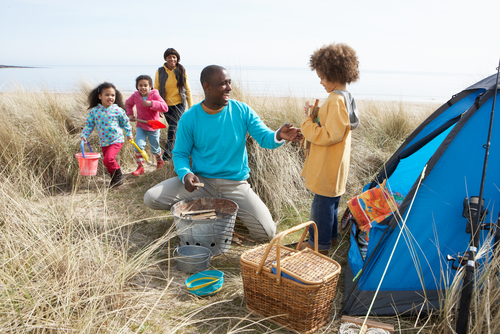 A Camping Checklist For The Prepared Parent