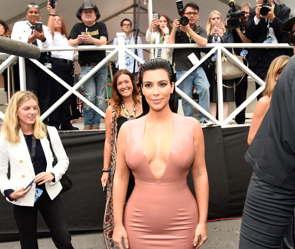 Kim Kardashian West attends the Hype Energy Drinks U.S. Launch on June 2, 2015 in Nashville, Tennessee