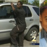Teen Carjacks SUV at Gas Station, Father Clings to Car With Son Inside