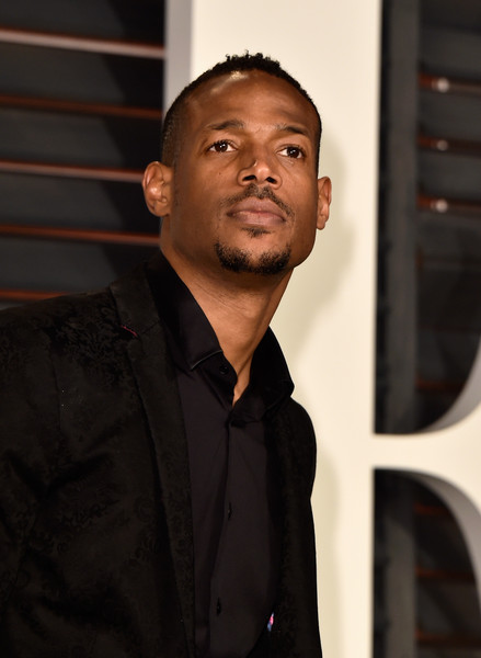 Actor Marlon Wayans attends the 2015 Vanity Fair Oscar Party hosted by Graydon Carter at Wallis Annenberg Center for the Performing Arts on February 22, 2015 in Beverly Hills, California