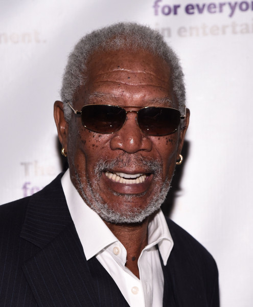 Morgan Freeman attends the 2015 Actors Fund Gala at The New York Marriott Marquis on May 11, 2015 in New York City