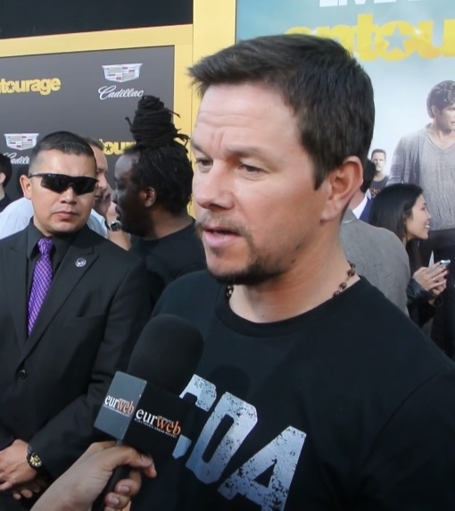 Mark Wahlberg at 'Entourage' premiere