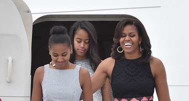 obamas arrive in italy cu