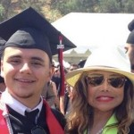 Michael Jackson's Son Prince Graduates from High School (Pics)