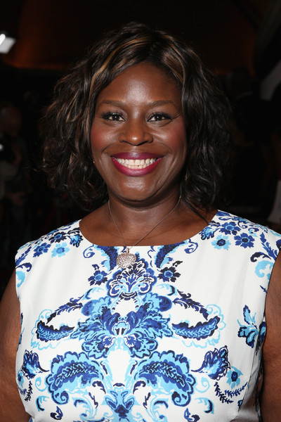 Actress Retta arrives on the red carpet at the 2015 Cedars-Sinai Sports Spectacular at the Hyatt Regency Century Plaza on May 31, 2015 in Century City, California