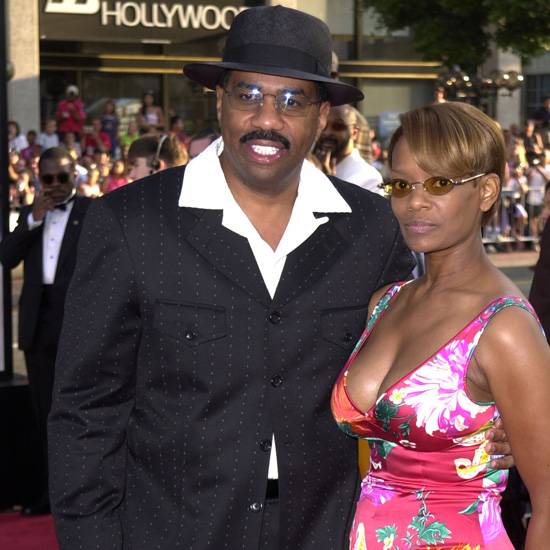 Steve Harvey sued for 'soul murder'