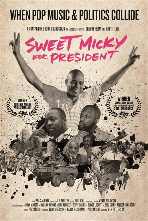 sweet mickey for president, pras michel, wyclef