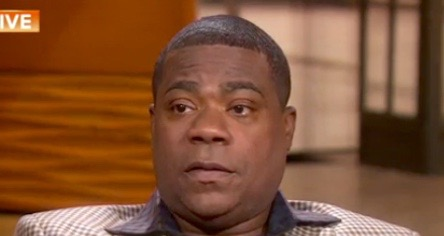 tracy morgan today show