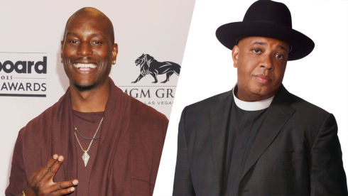 Tyrese and Rev Run
