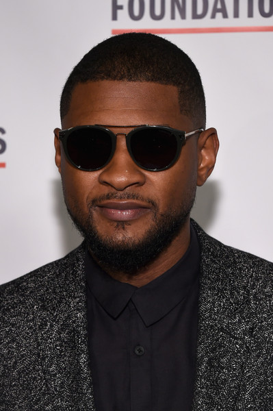 Usher attends the 2015 Gordon Parks Foundation Awards Dinner And Auction at Cipriani Wall Street on June 2, 2015 in New York City