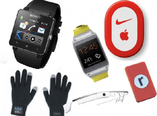 Wearable Technology Items