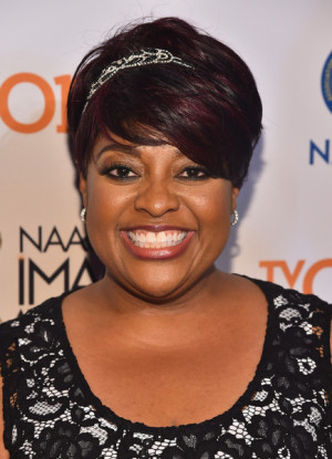 TV personality Sherri Shepherd is 49