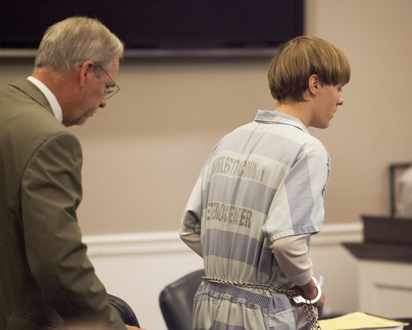 dylann roof shooter