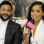 'The Game's' Hosea Chanchez Talks Father's Addiction, How Lauren London Helped Him (WATCH)