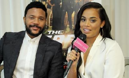 Hosea Chanchez And Wife