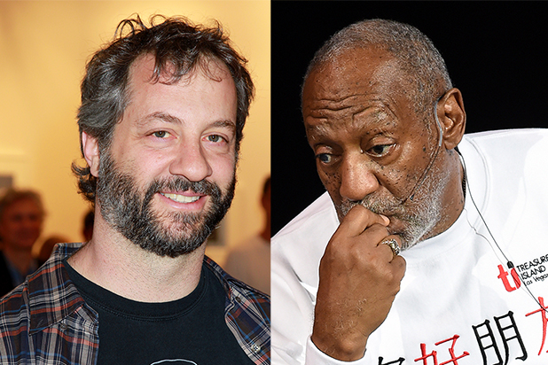 judd-apatow-bill-cosby-getty-images