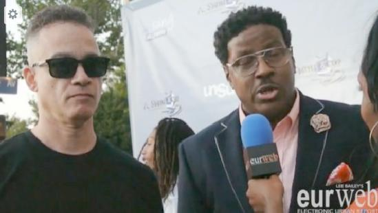 kid n play at premiere party