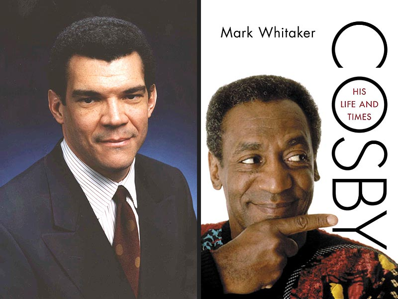 Mark Whitaker, Bill Cosby