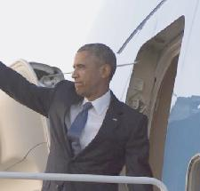 obama on air force one1