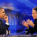 Obama to Visit 'Daily Show' Under Jon Stewart One Last Time