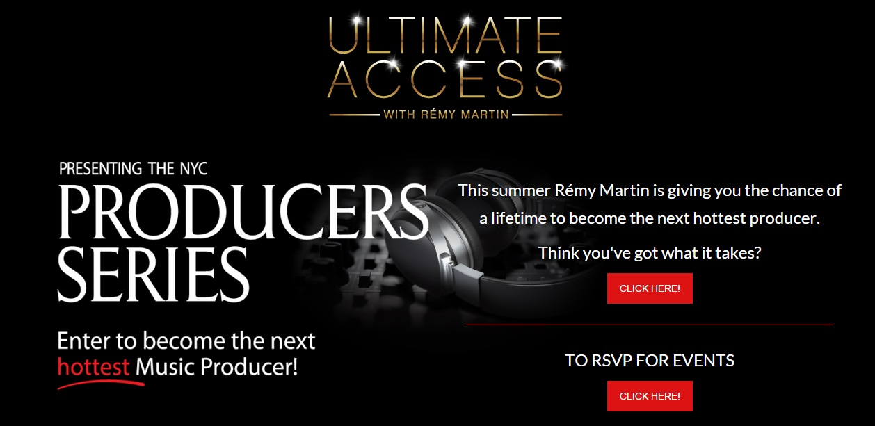 """the remy martin presents""""the producers series"""", mike will made-it"""