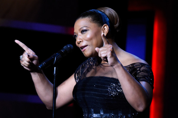 Queen Latifah performs onstage during the 43rd AFI Life Achievement Award Gala honoring Steve Martin at Dolby Theatre on June 4, 2015 in Hollywood, California