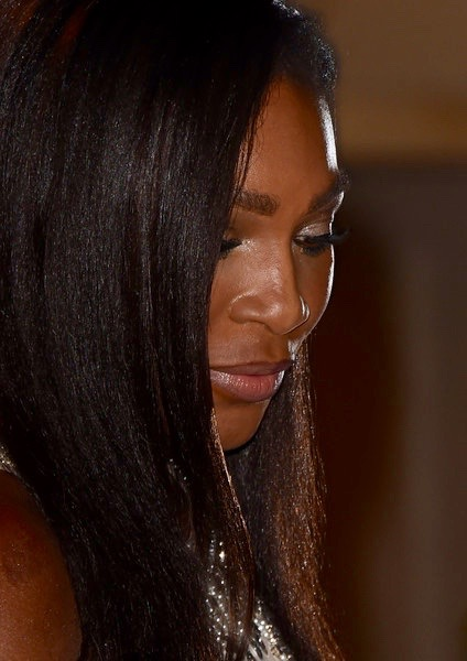 Serena Williams attends the Wimbledon Champions Dinner at The Guildhall on July 12, 2015 in London, England