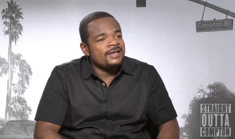 "''Straight Outta Compton"" Director, F. Gary Gary"