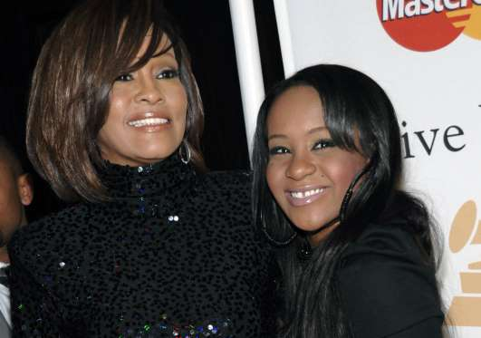 Bobbi K and Whitney