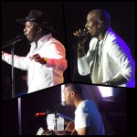 Sangin' in the Rain: Tyrese, Anthony Hamilton and Lyfe Jennings Dazzle in Philly