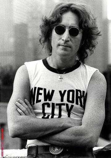 Though I had no camera at the time, Lennon looked exactly like this when we met, says Pryor.
