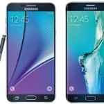 Samsung Galaxy Note 5 and S6 Edge