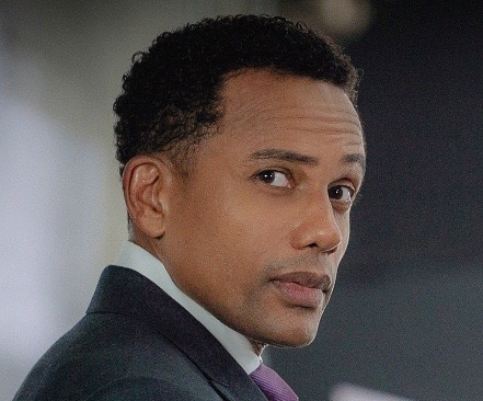 Hill Harper stars as Agent Spellman Boyle in LIMITLESS on the CBS Television Network