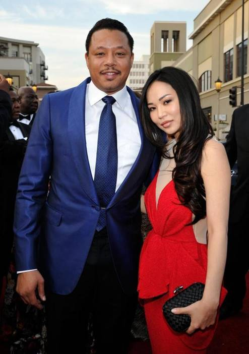 Mira Pak, Terrence Howard,