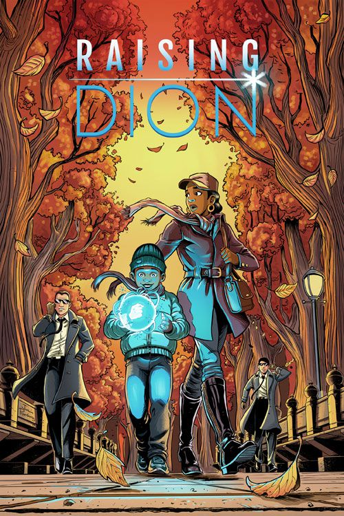 New Comic 'Raising Dion': Single, Black Mother with ... Raising Dion