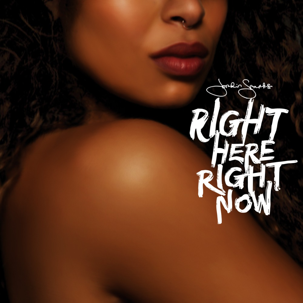 jordin sparks, right here right now
