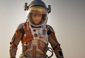 matt damon - the martian1