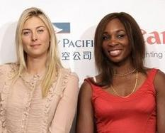 sharapova & williams