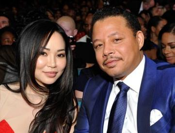 terrence howard & mira pak