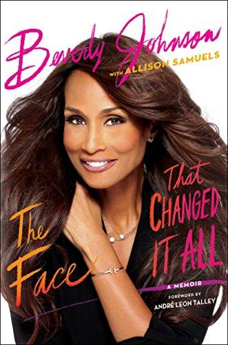 the face that changed it all - book cover