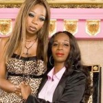 tiffany pollard & mother