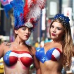 The Socialist's Journal: Topless in Times Square