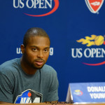 Donald Young Wakes Up From US Open Dream Run: Out in Singles, Doubles and Mixed
